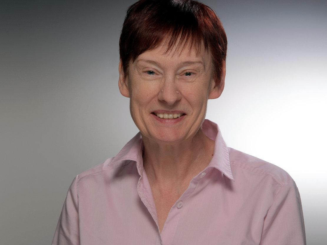 Angelika Thomsen (Sekretariat Geschäftsstelle)