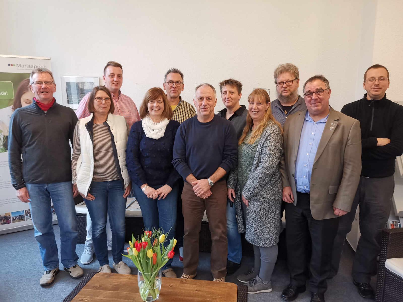 Der Gesamtausschuss der Mitarbeitervertretungen der Diakonie Hessen (GAMAV DH)